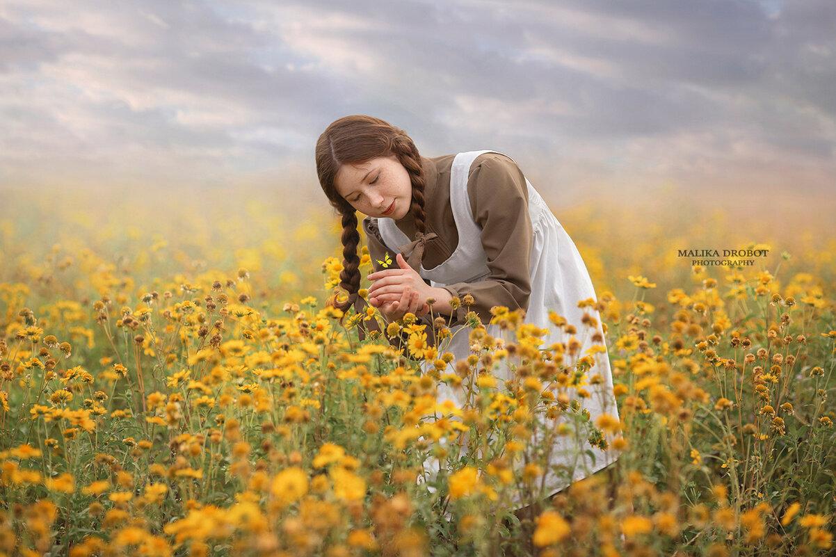 Энн из Зелёных Крыш» (Anne of Green Gables) - Malika Normuradova