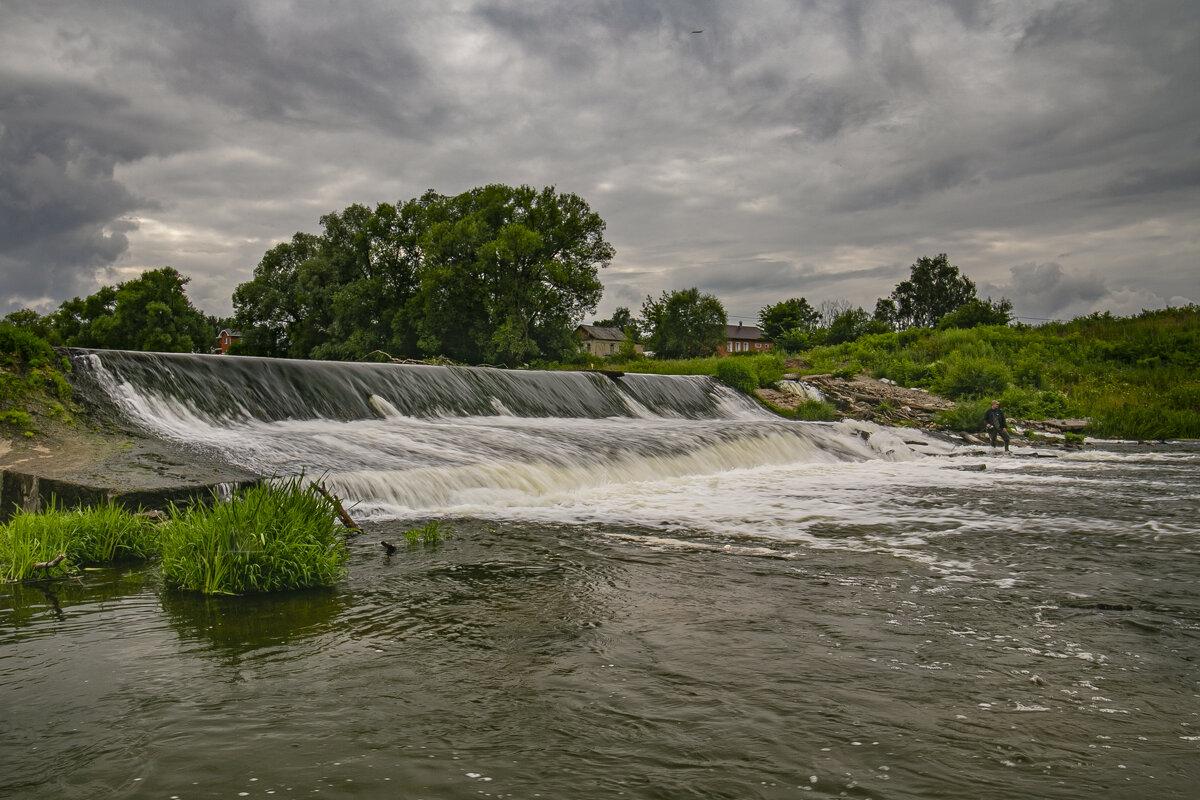 На реке Осётр - Светлана Карнаух
