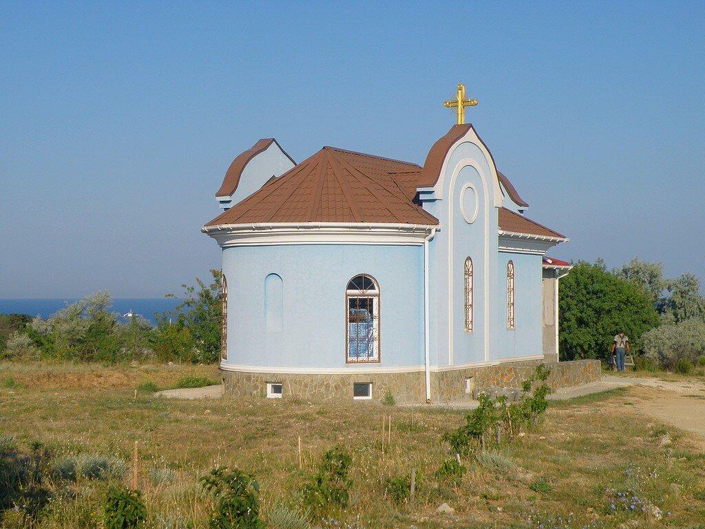 Храм в честь Почаевской иконы Божией Матери - Александр Рыжов