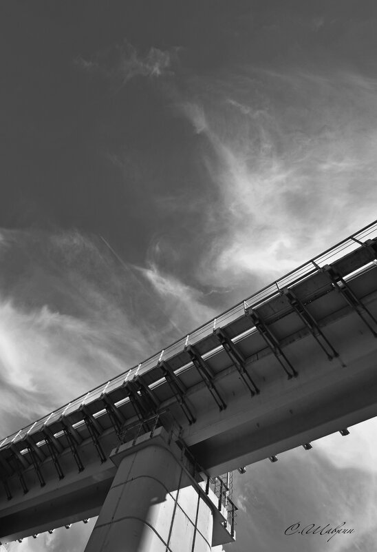 Воздушный мост - Сергей Шаврин