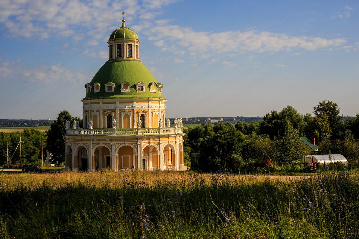 храм Рождества Пресвятой Богородицы - Владимир Гришин