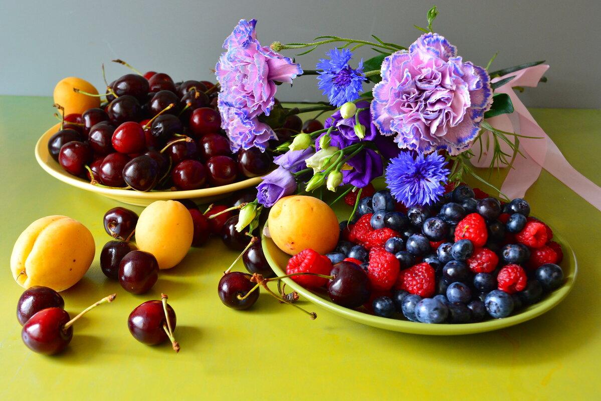Витамины и цветы от Ксюши - Лариса