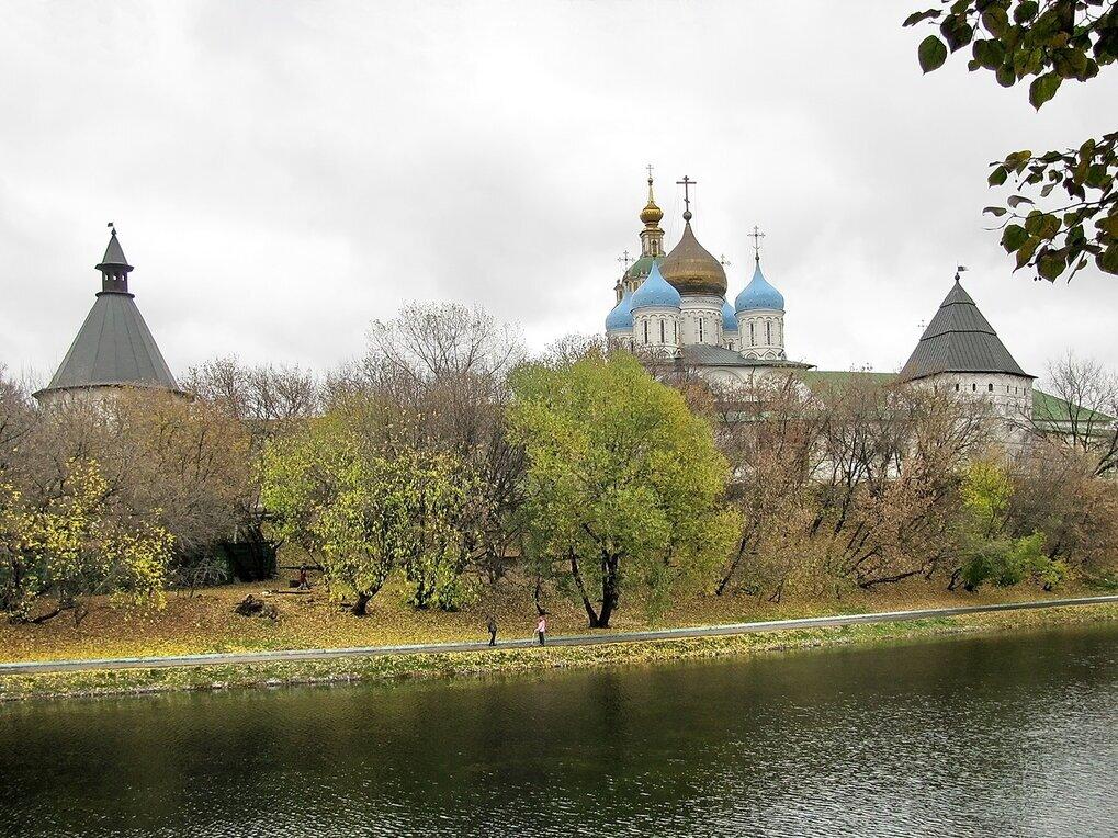Новоспасский ставропигиальный мужской монастырь. - Татьяна Беляева