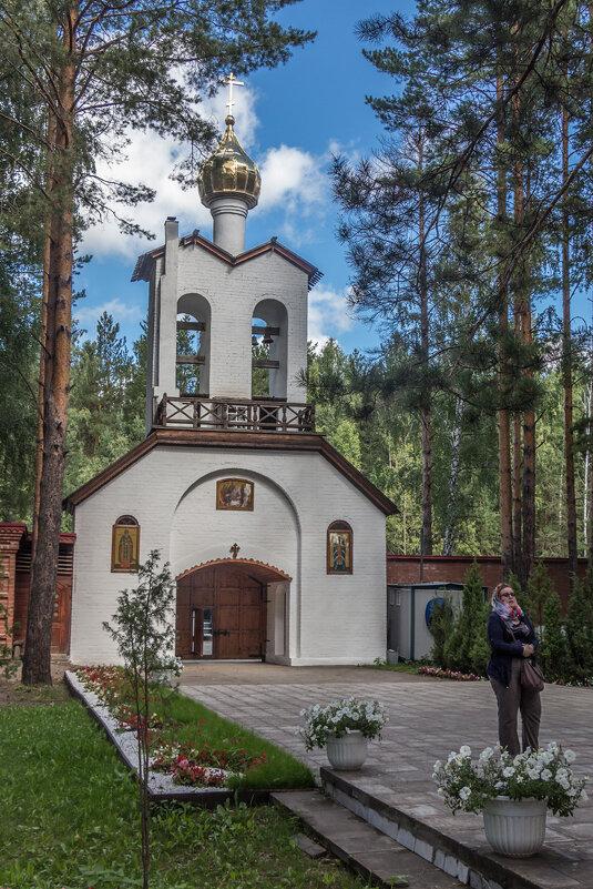 Мужской монастырь - Vladimir Dunye