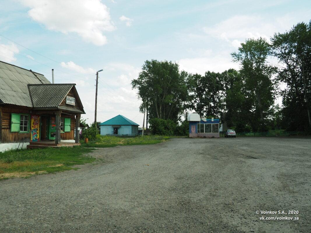 Селькая центральная площадь - Сергей Воинков