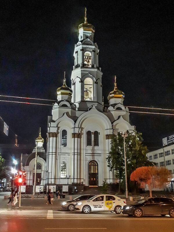 Церковь Большой Златоуст - Vladimir Dunye