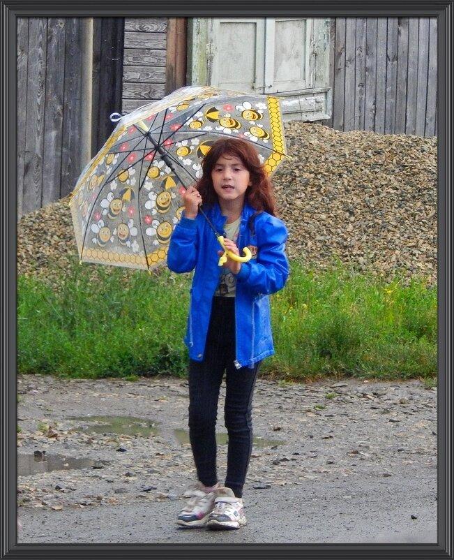 Девочка с зонтиком :) - Елена Хайдукова  ( Elena Fly )