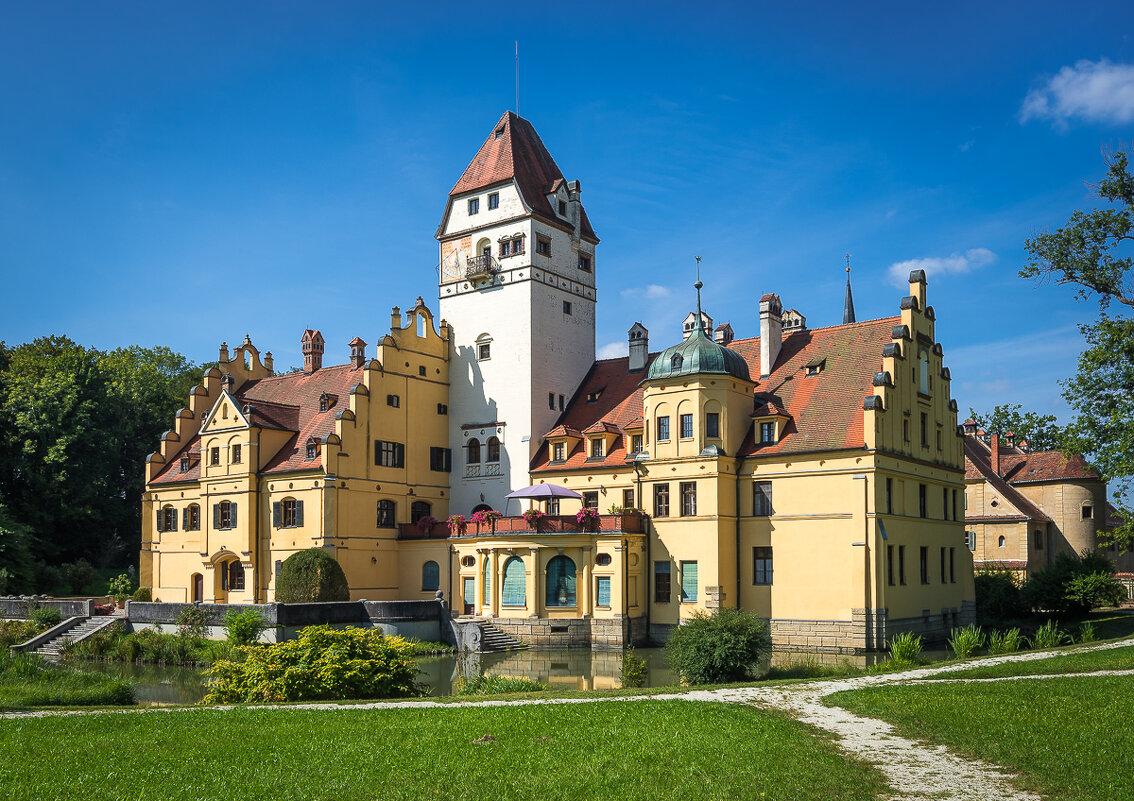 Замок Schönau. - Alexander Schilke