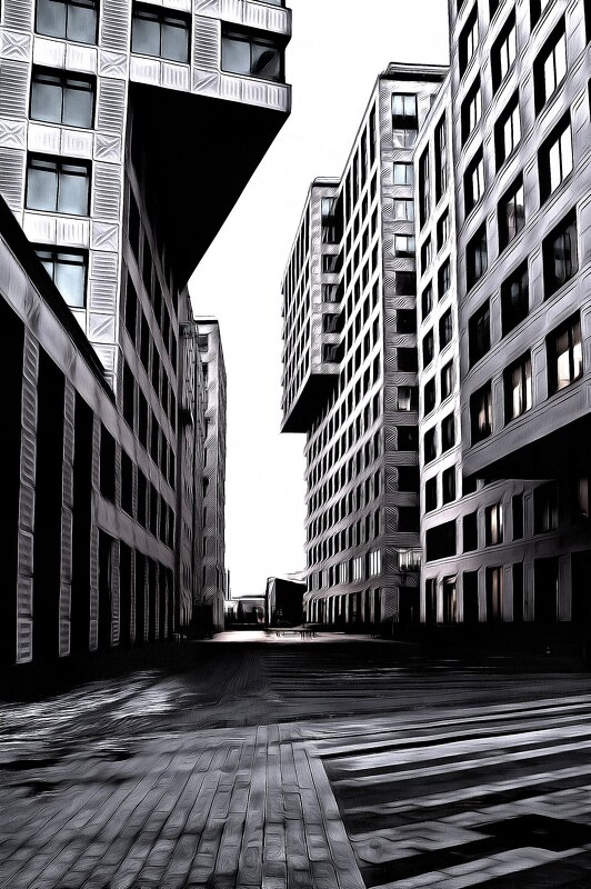 Геометрия города - Irene Irene