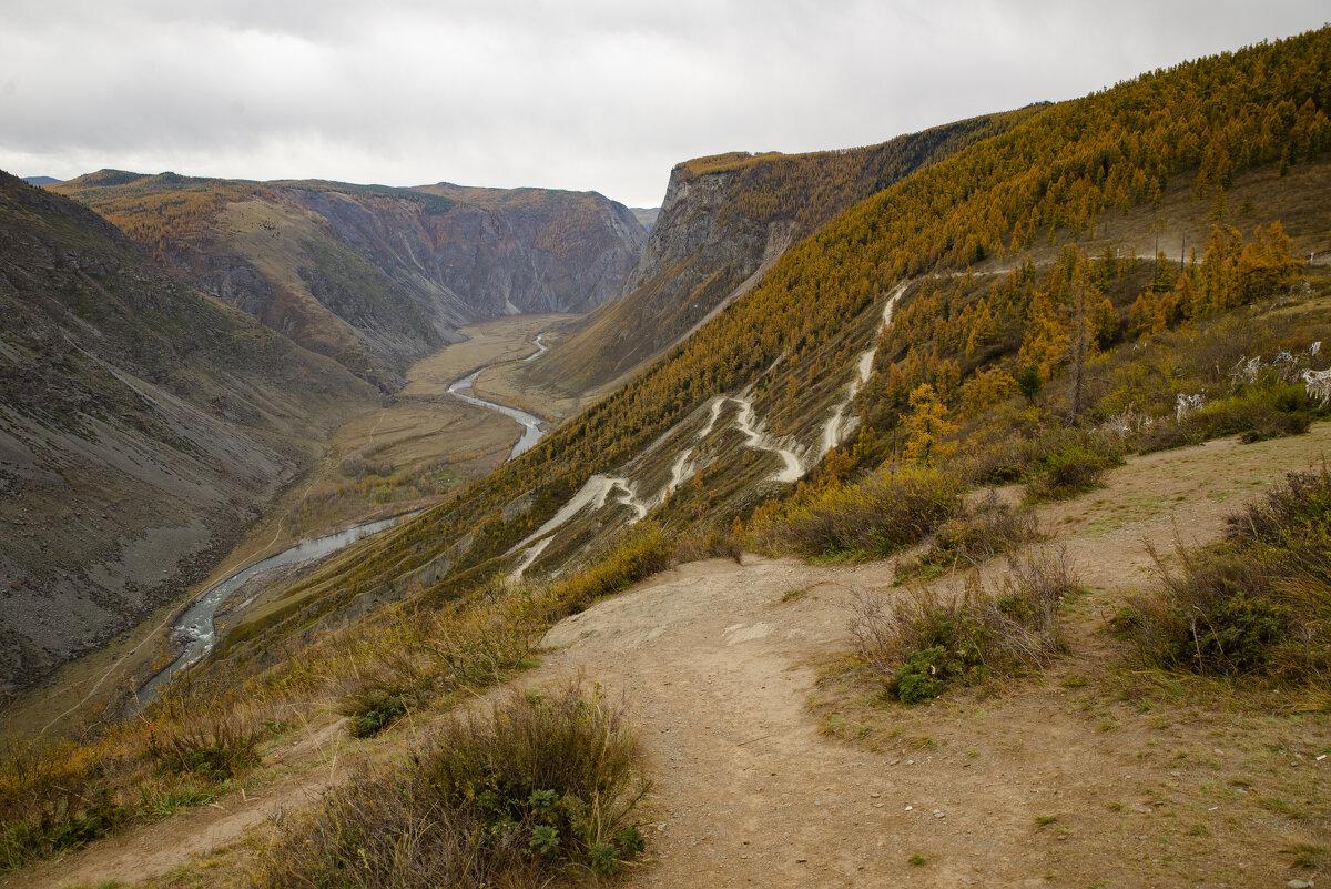 Перевал Кату-Ярык - Ольга