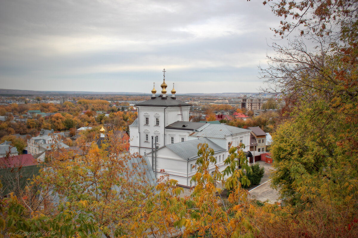 Спасо-Преображенский монастырь - anderson2706