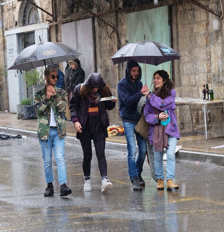 Мокрый Израиль - Shmual & Vika Retro