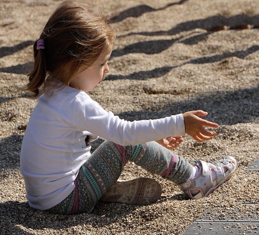 Самая важная песчинка в мире... - Tatiana Markova