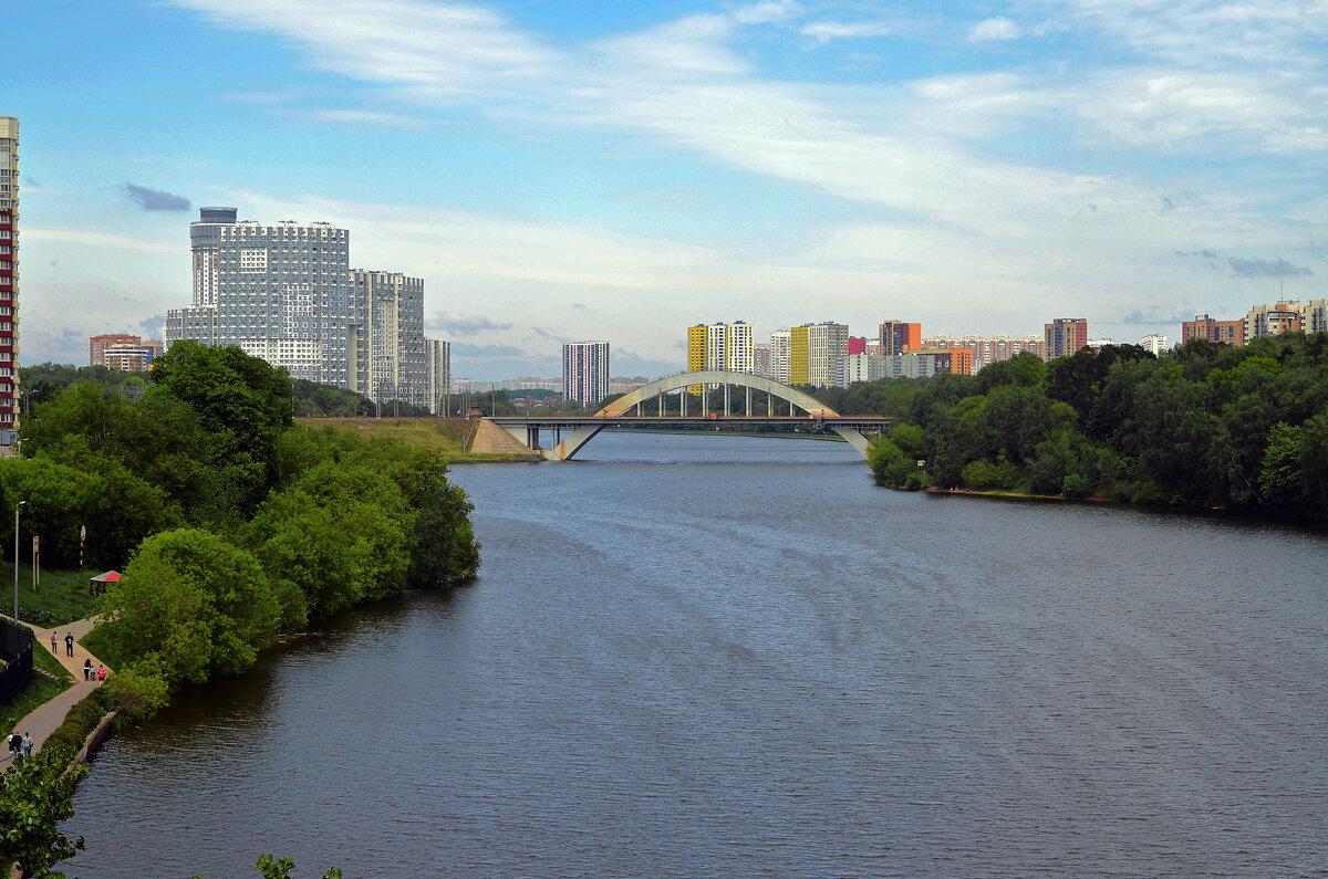 Мост. - Валерий Пославский