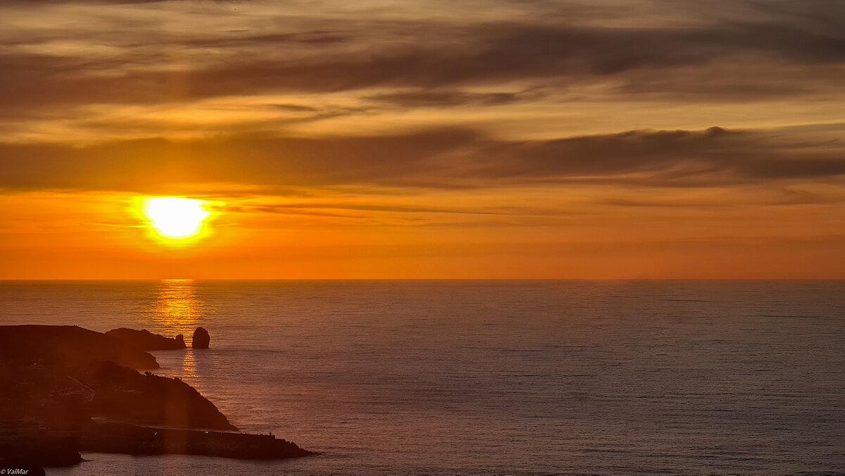 Закат на океане - Валерий Т
