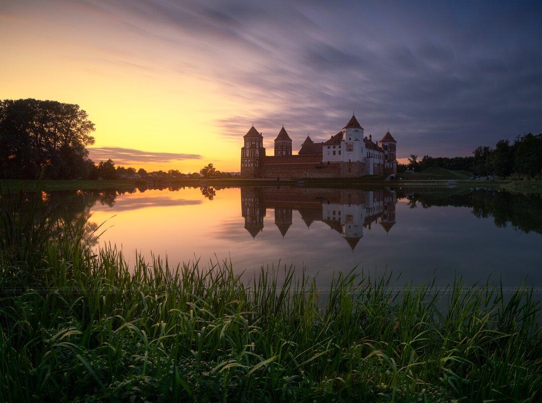Мирский замок - Артем Мирный