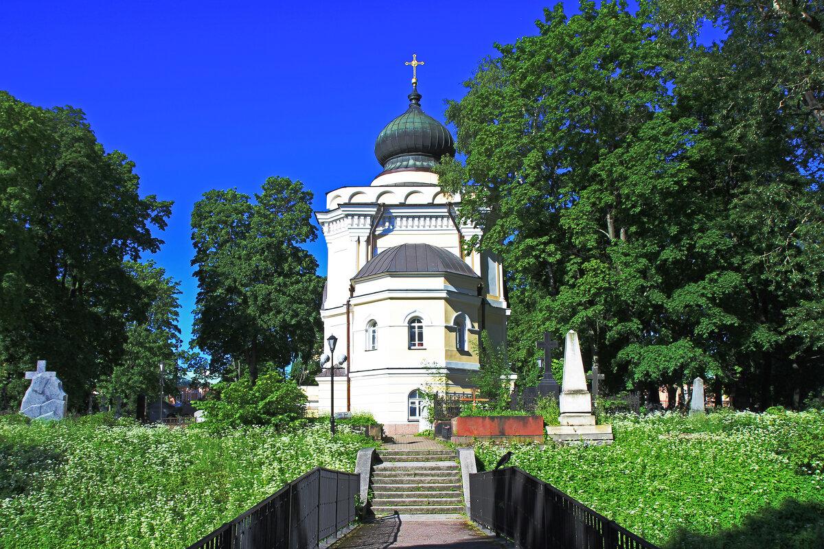 Никольская церковь Александро-Невской Лавры - Евгений