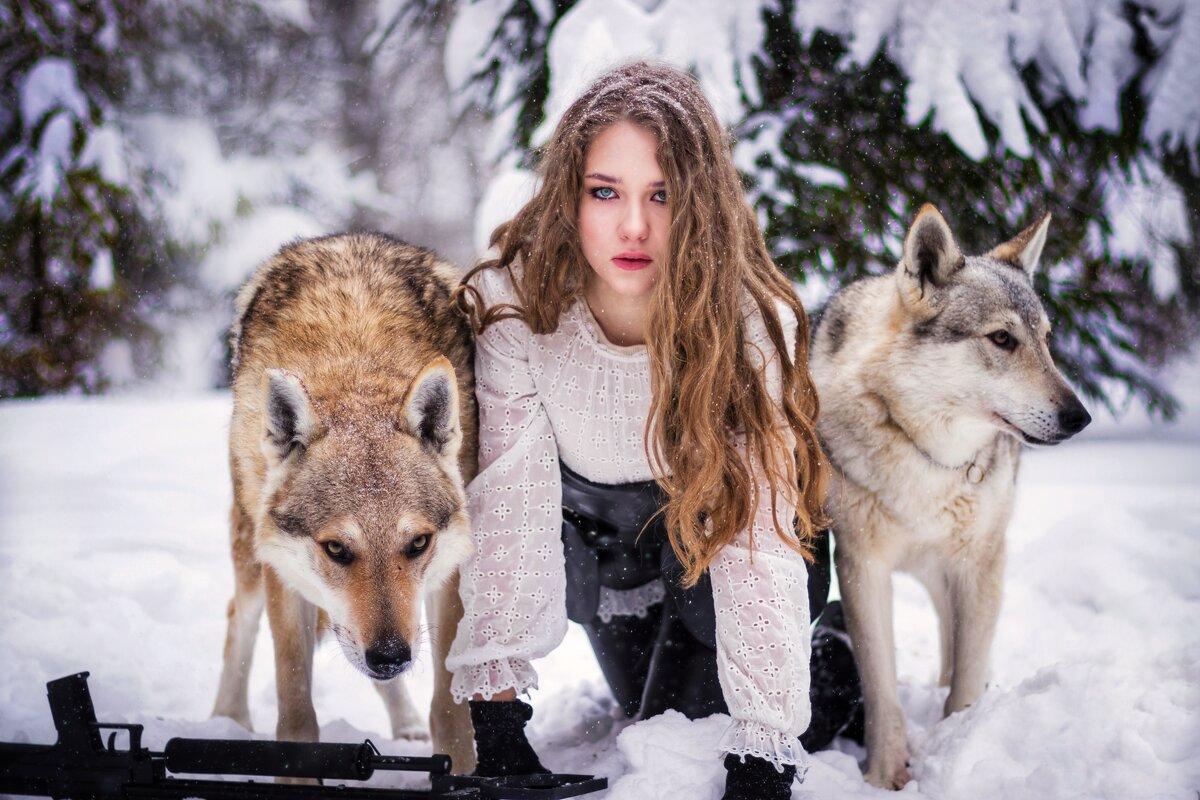 Волчья стая - Ирина .
