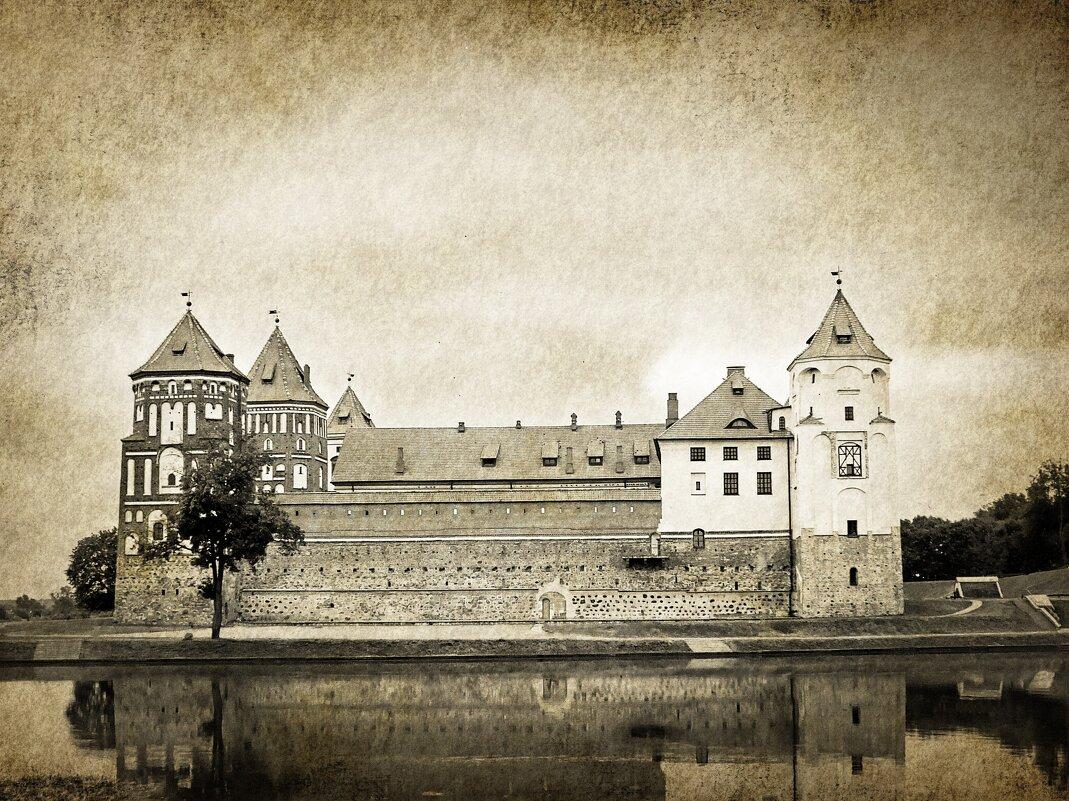 Мирский замок - Николай