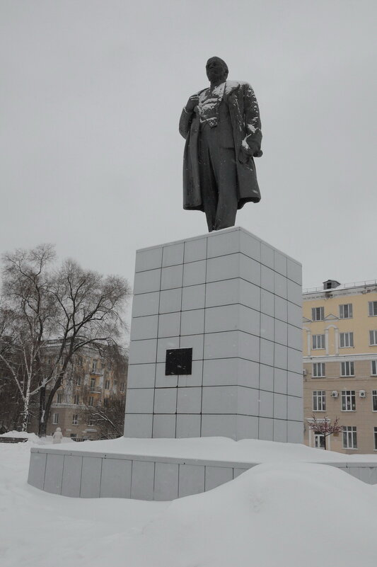 Вождь в Сибири - Борис