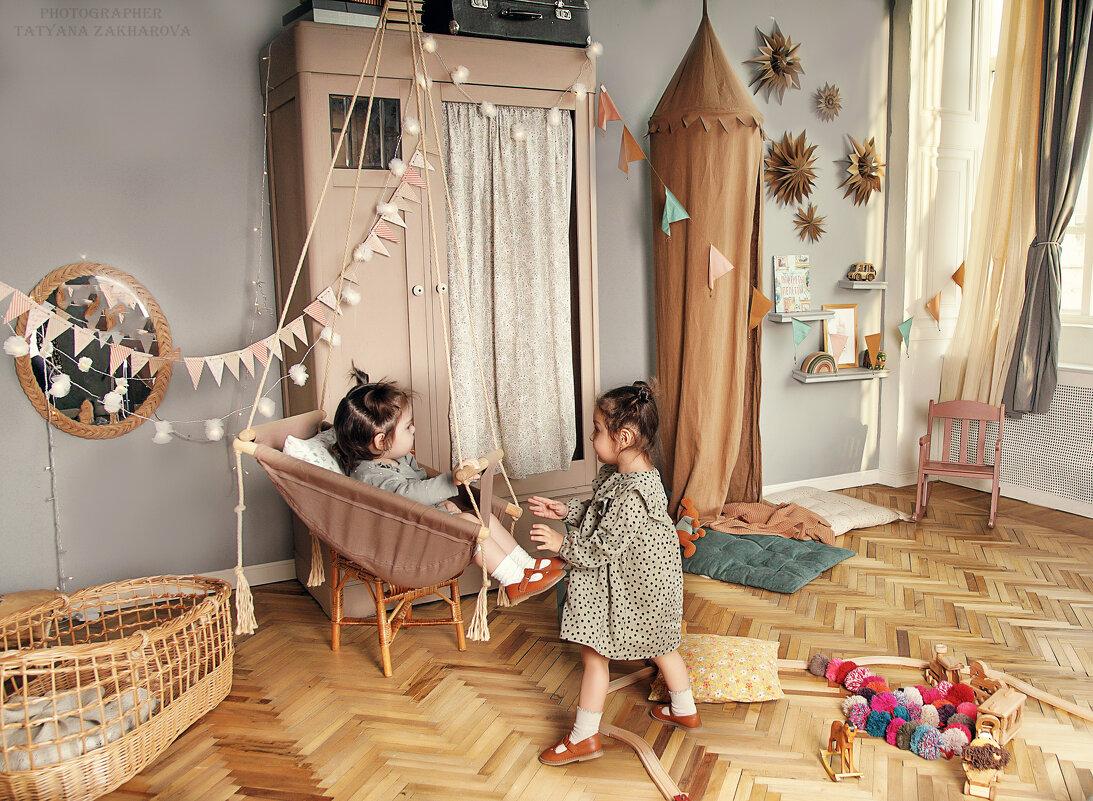 дети - Татьяна Захарова