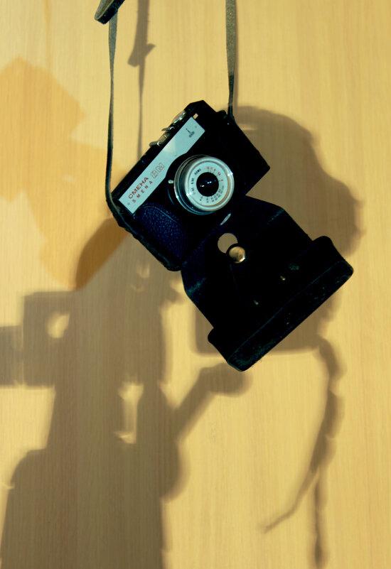 Мой первый фотоаппарат Смена 8м - Влад Платов
