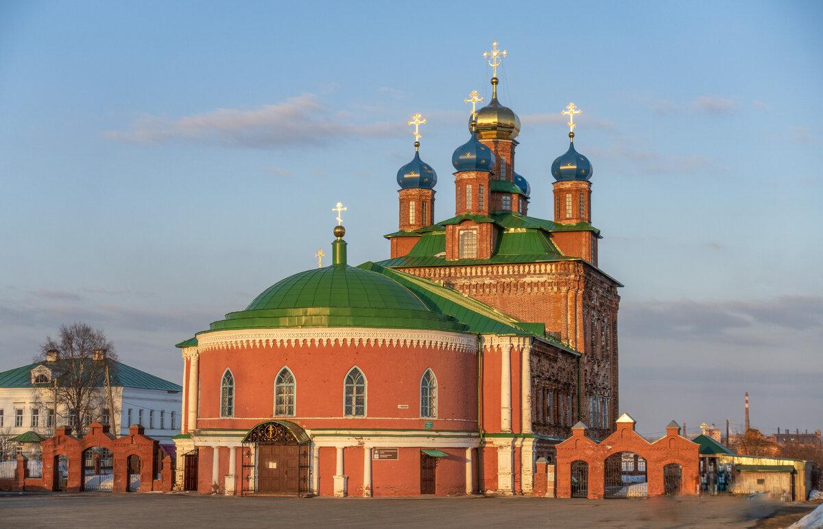 Спасо-Преображенский собор - Алексей Сметкин