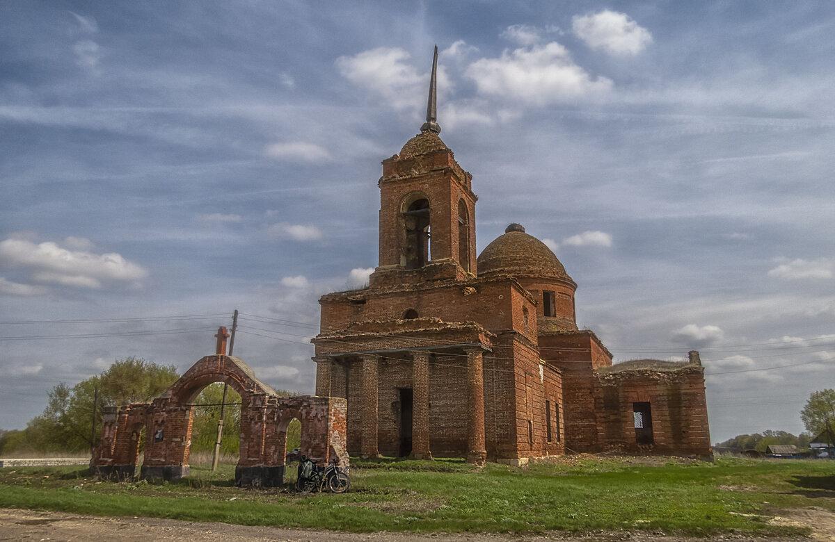 В пути увиденный храм - Сергей Цветков