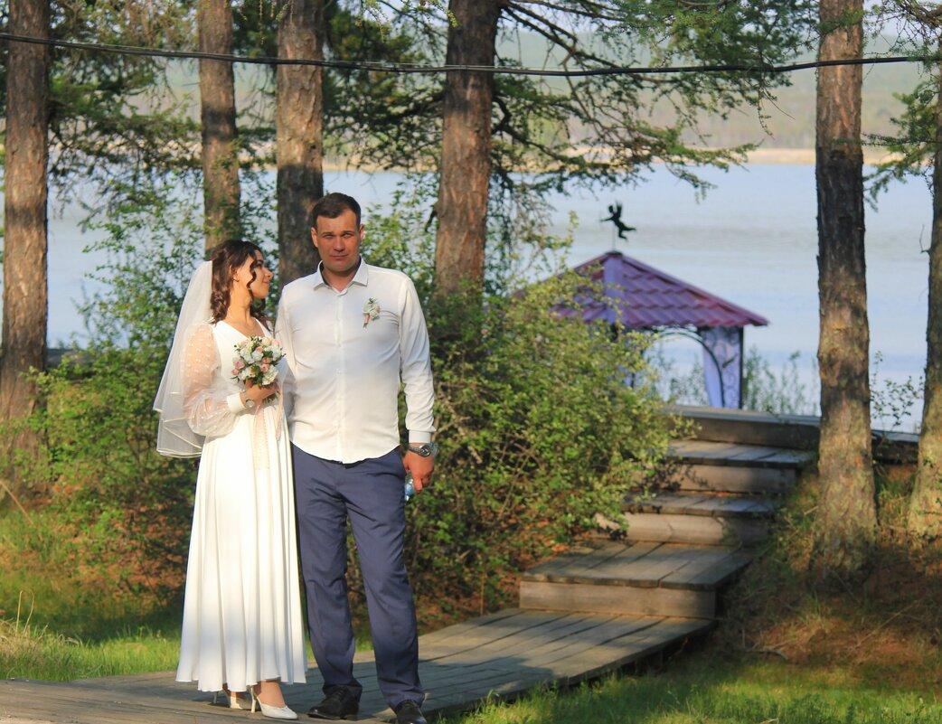 Поженились в День Семьи!!! - Марина Валиуллина