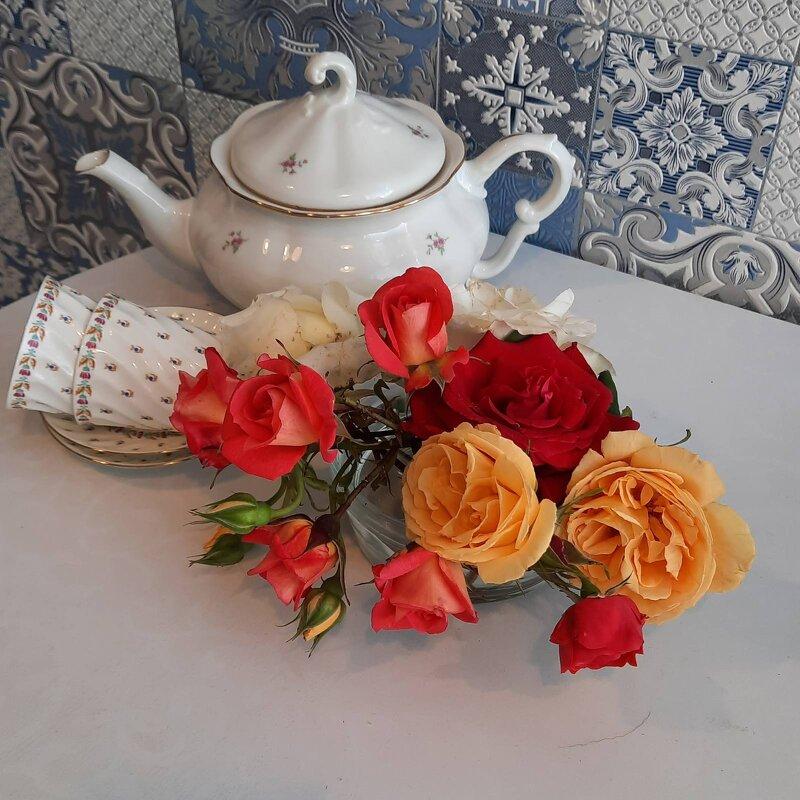 к чаю - Маруся