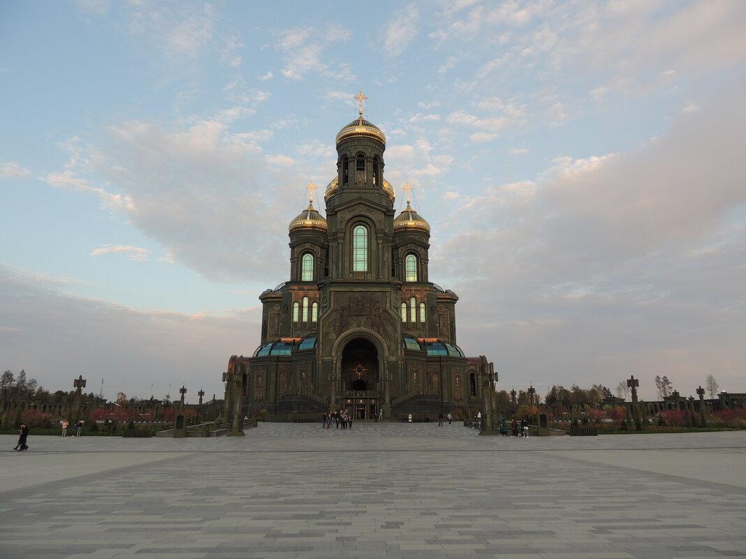 Собор Воскресения Христова или Главный храм вооруженных сил РФ - Александр Качалин