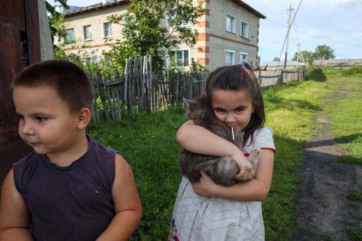 Маша, Мишка и кот - Валерий Михмель