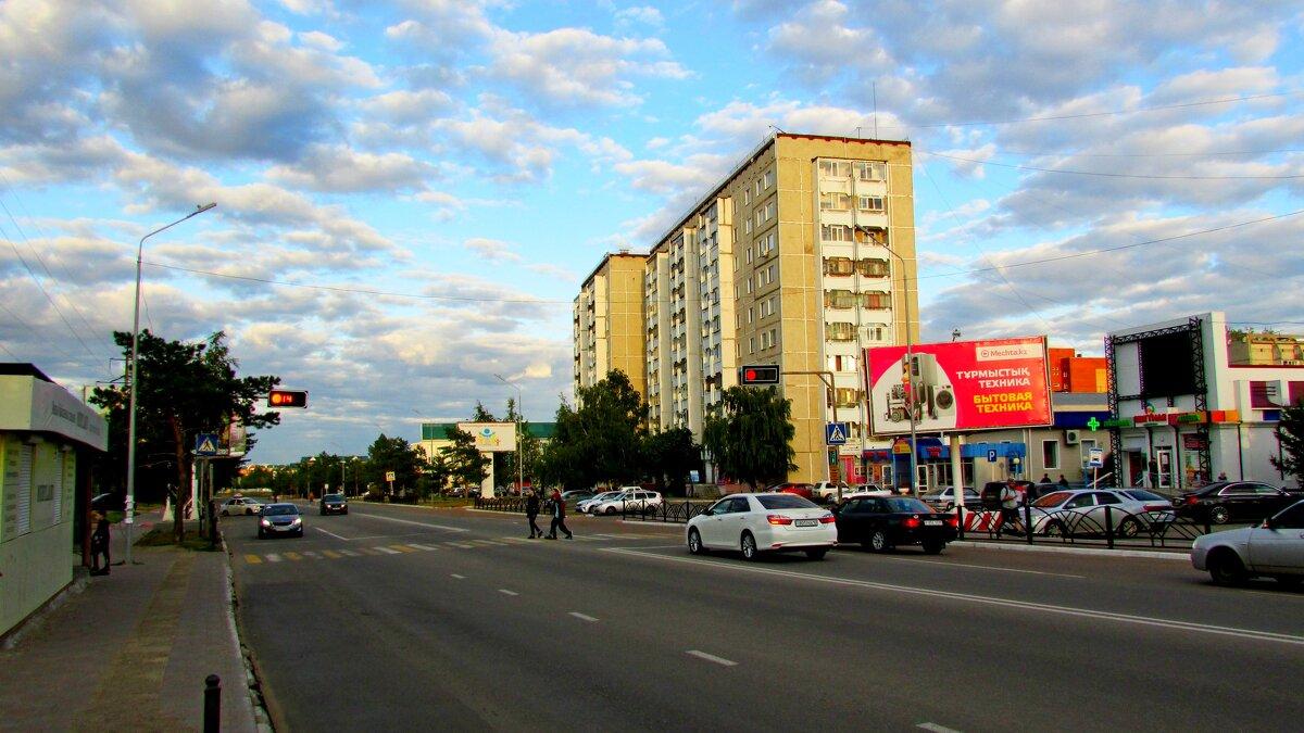 Июль - Владимир