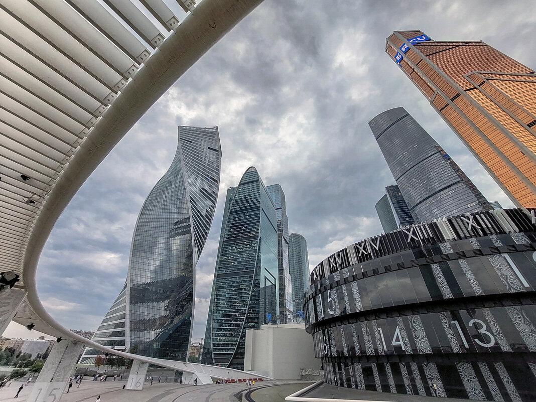 Ракурсы Москва-СИТИ - Александр Орлов