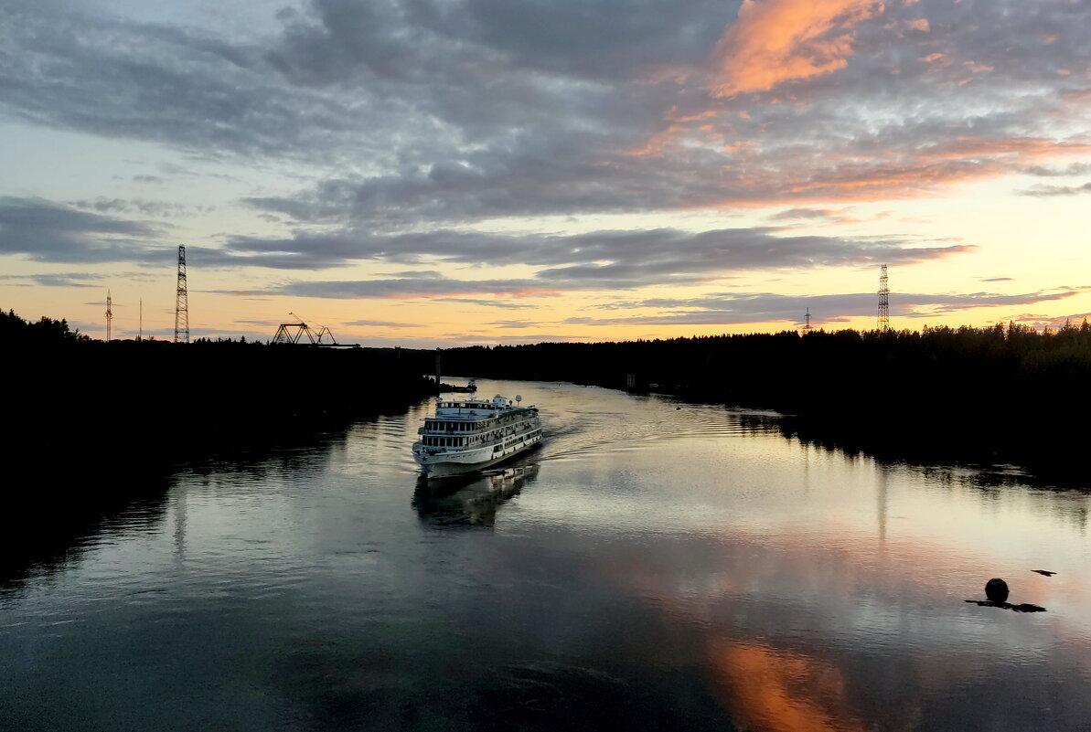 Вечер на реке - Николай