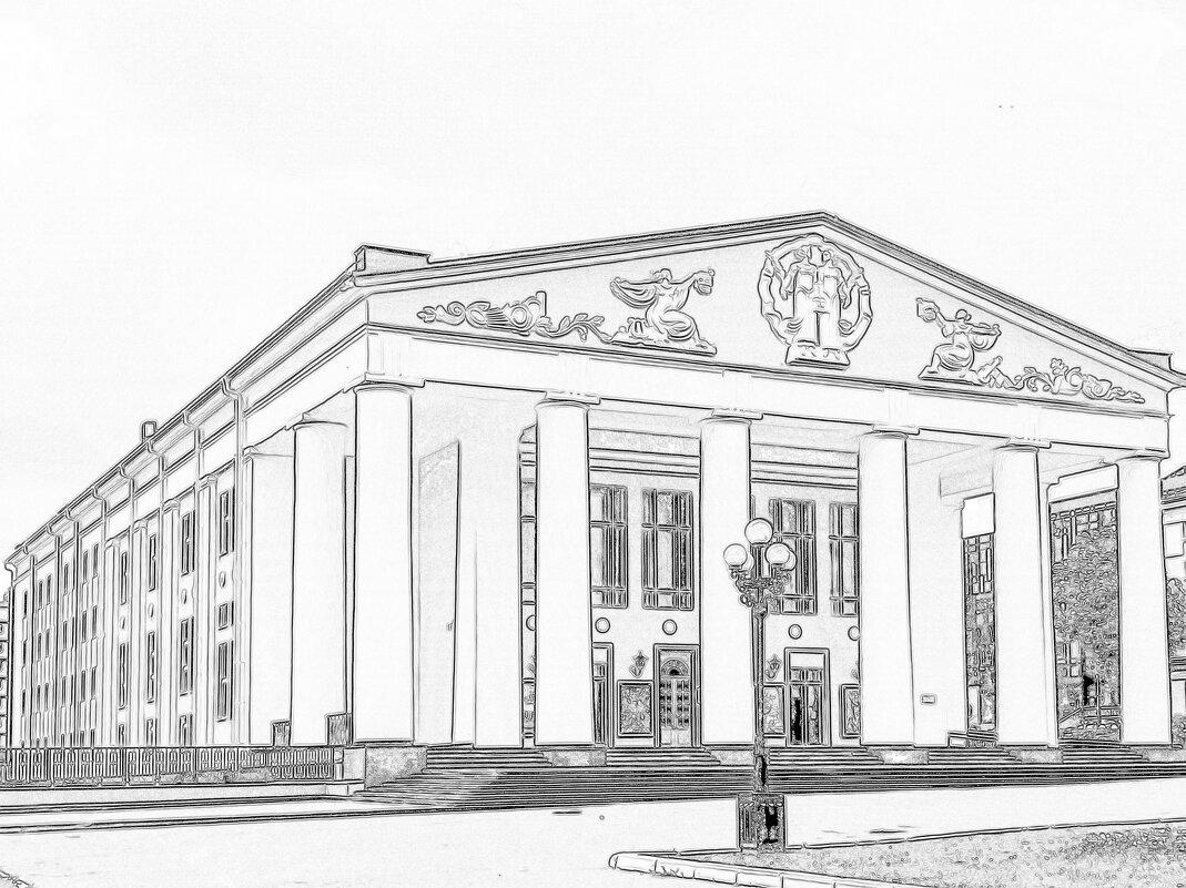 Театр - Юлия Денискина