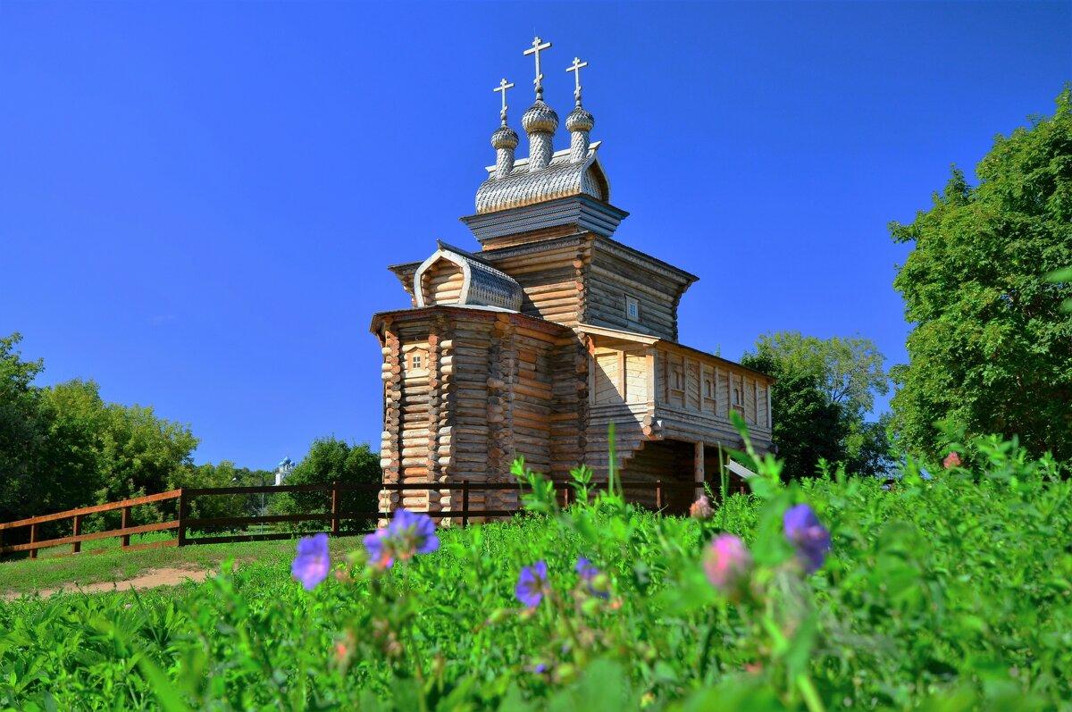 Церковь Св. Георгия Победоносца в Коломенском - Константин Анисимов