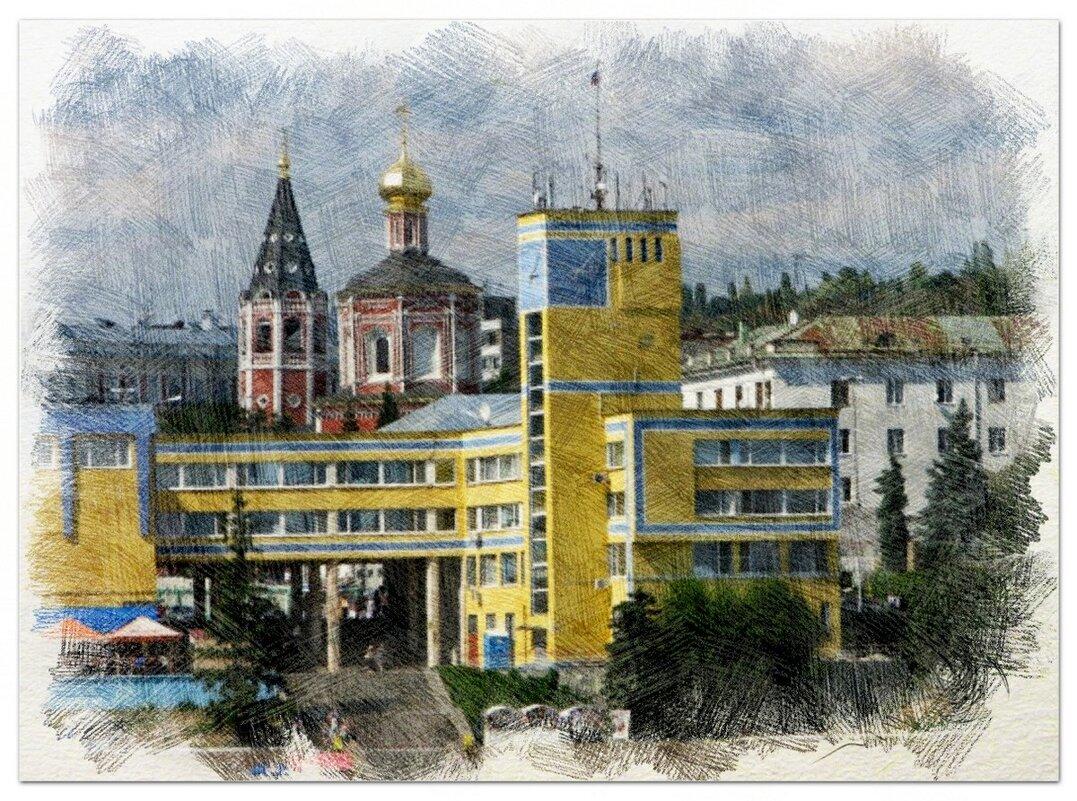 ОТРАЖЕНИЕ НЕБЕС - Анатолий Восточный