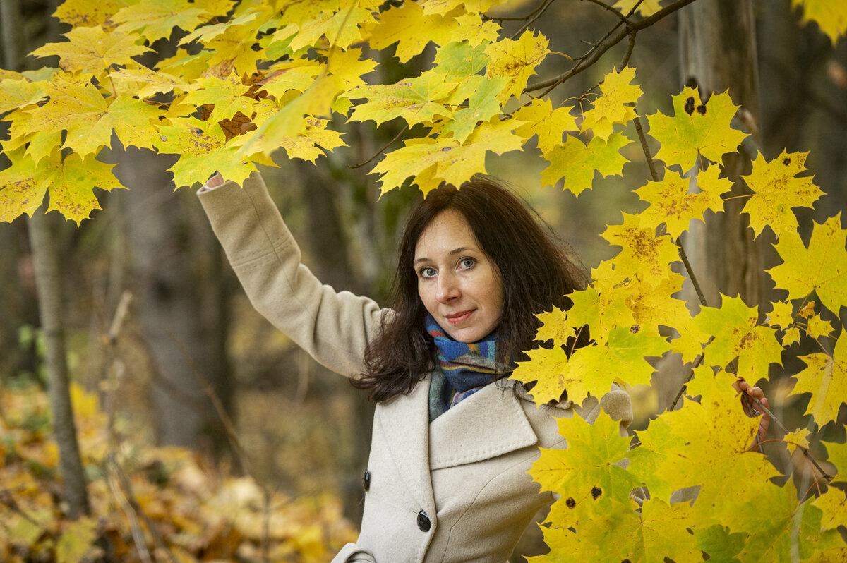 Осенний портрет - 6 - Николай Галкин