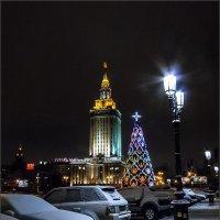 Длинный вечер декабря... :: Наталья Rosenwasser