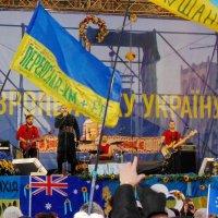 Киев поет по вечерам :: Ростислав