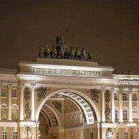 арка главного штаба :: Татьяна Нагирняк