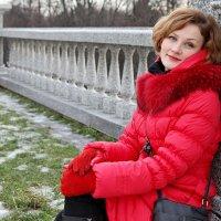 lady in red :: Инесса Яскевич