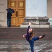 Танец дождя... :: Ирина Токарева