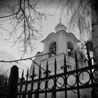 Подольск,Храм  на Силикатной :: Сергей F