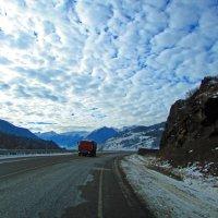 По дороге на Домбай :: Marina Timoveewa