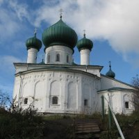 храм Иоана Предтечи в Старой Ладоге. :: maikl falkon
