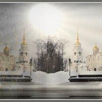 Задвоилось! :: Владимир Шошин