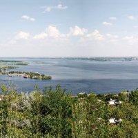 река Волга_остров Зеленый :: Андрей ЕВСЕЕВ