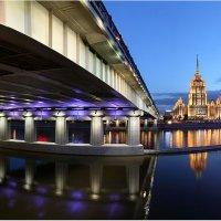 Московские набережные :: Виктория Иванова